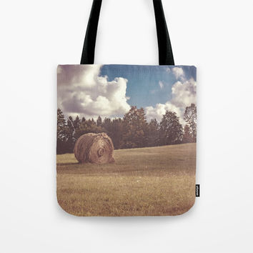 Alone Tote Bag by Faded  Photos