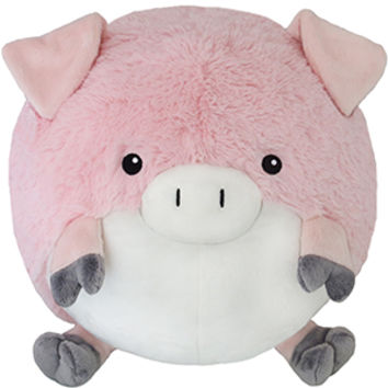 Squishable Pig: An Adorable Fuzzy Plush to Snurfle and Squeeze!