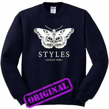 Harry Styles 94 for Sweater navy, Sweatshirt navy unisex adult