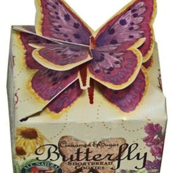 Gift Box 3 Butterfly Cookies