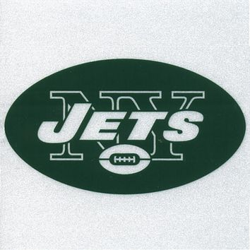 New York Jets - Logo Reflective Decal