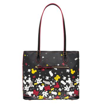 Disney I Am Mickey Tote Bag by Dooney & Bourke New with Tags