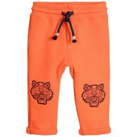 Kenzo Baby Boys Orange Tiger Sweatpants