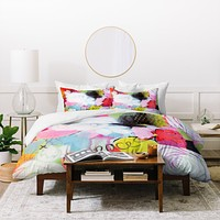 Natalie Baca Peace Of Mind Duvet Cover