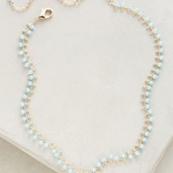 Infini Collar Necklace by Anthropologie