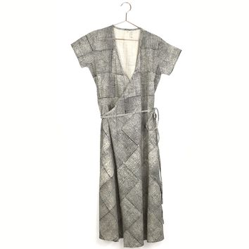 Grid Ode Dress