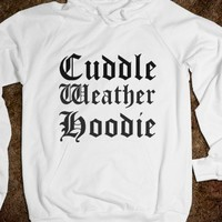 Cuddle Weather Hoodie - rockgoddesstees