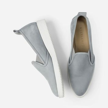 The Everlane Street Shoe - Slate