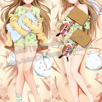 New Minami Kotori - Love Live Anime Dakimakura Japanese Hugging Body Pillow Cover ADP-512149