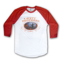 The Avett Brothers Merchandise Store  - The Avett Brothers  Long Sleeve Shirts  Red Rocks Raglan