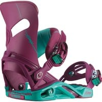Salomon Mirage Snowboard Bindings - Women's 2015