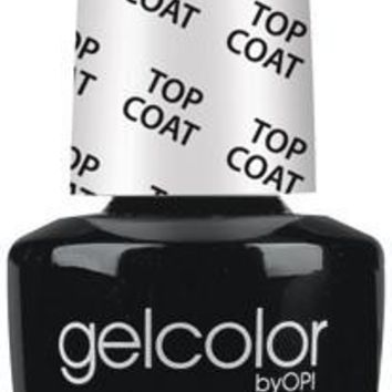 OPI GelColor - Top Coat 0.5 oz - #GC030