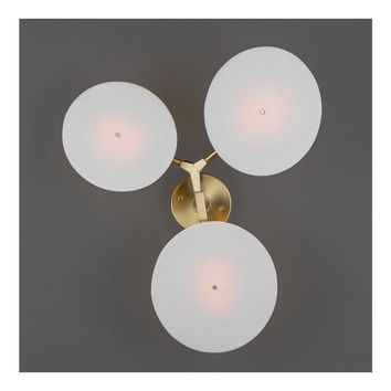 Branching Discs 03.03 Sconce - Reproduction | GFURN