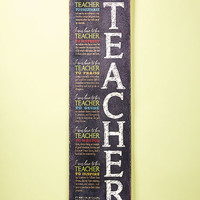 Teacher Gifts by Marla Rae