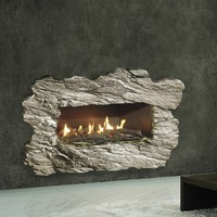 GAS FIREPLACE INSERT FOCUS | ITALKERO