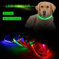 Cat & Dog LED Collar- Pet Accessories