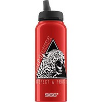 Sigg Cuipo Water Bottle - Respect and Protect - 34 oz/1 liter