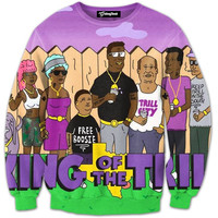 King of the Trill Crewneck