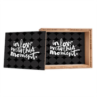 Kal Barteski THIS MOMENT night Storage Box