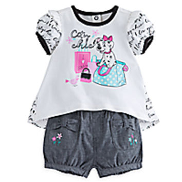 101 Dalmatians Bloomer Set for Baby