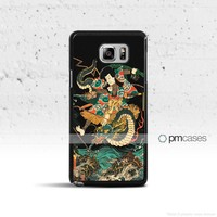 Japanese Dragon Case Cover for Samsung Galaxy S & Note Series