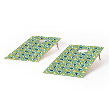 Heather Dutton Astral Slingshot Cornhole Set