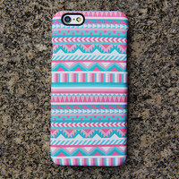 Pink Aztec iPhone 6 Case Ethnic iPhone 6 plus Case Vintage iPhone 5S 5 iPhone 5C 4S/4 Case Samsung Galaxy S6 edge S6 S5 S4 Note 3 Case 023