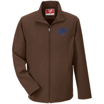 Ocean Blue OBX Lyfe Men's Soft Shell Jacket in 13 Colors