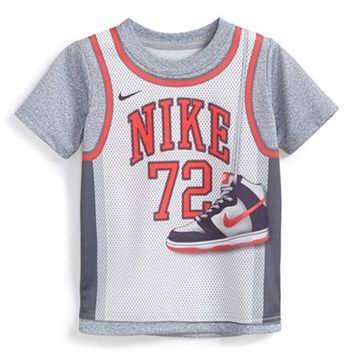 Toddler Boy's Nike 'Basketball' Dri-FIT Graphic T-Shirt,