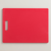 Red Cutting Board - World Market