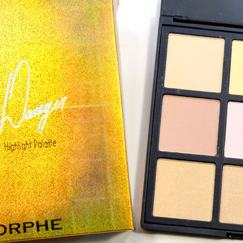 Morphe x Deysi Danger Highlight Palette