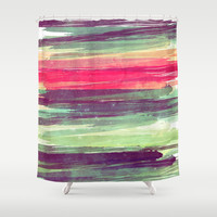 Follow me Shower Curtain by VessDSign   Society6