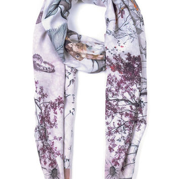 Front Row Society Wistmans Wood Scarf