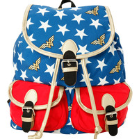 DC Comics Wonder Woman Slouch Backpack