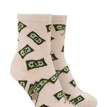 Money Crew Socks
