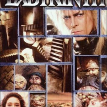 Labyrinth (DVD) (Enhanced Widescreen for 16x9 TV) (Eng) 1986