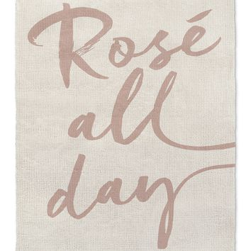 ROSE ALL DAY Area Rug By The Stylescape