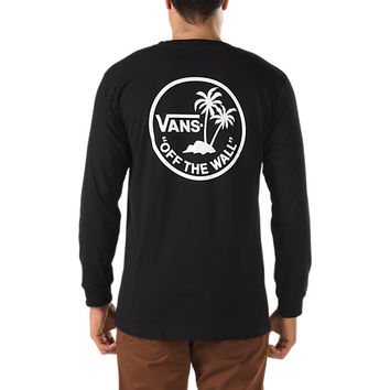 3a71b40803 Surf Palm LS T-Shirt | Shop Mens T-Shirts at Vans