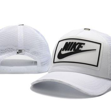 ICIKUN3 NIKE embroidery Strap Cap Adjustable Golf Snapback Baseball Hat
