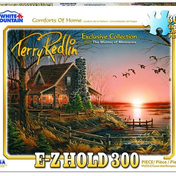 Comforts of Home - 300 Piece EZ Grip Jigsaw Puzzle