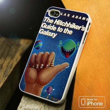 Hitchhikers Guide to the Galaxy iPhone 4(S),5(S),5C,SE,6(S),6(S) Plus Case