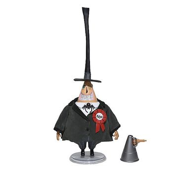 The Nightmare Before Christmas The Mayor Deluxe Collection Doll