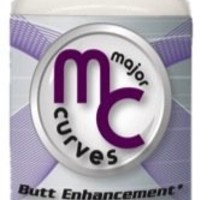 Major Curves Butt Enhancement | Enlargement Capsules (1 Bottle)
