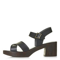 HAWAII Sandals - Black