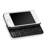 Wireless Slide-Out Keyboard and Case for iPhone 4