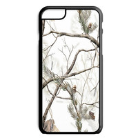 White Tree Camo iPhone 4S 5S 5C 6/6S Plus Case Hunting Custom Cover