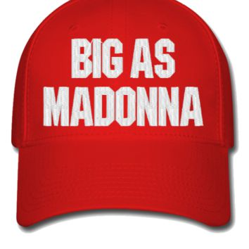 big ass Madonna  - Flexfit Baseball Cap