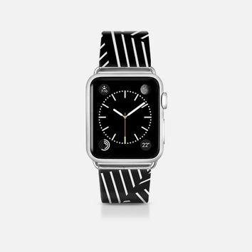 Ab Linear Zoom Black #2 Apple Watch Band (42mm)  by Project M | Casetify