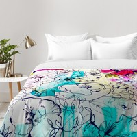 Holly Sharpe Spring Haze Comforter