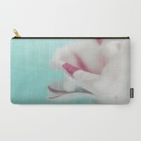Camellia Carry-All Pouch by ALLY COXON | Society6